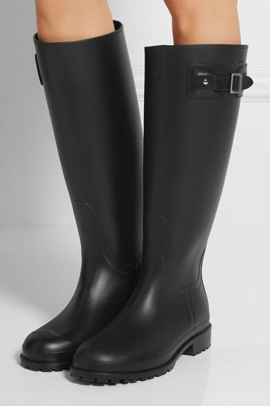 free shipping best wholesale Saint Laurent Rubber Rain Boots official site uFHh0cigf