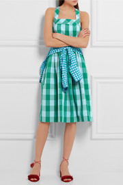 J.Crew Karina gingham dress