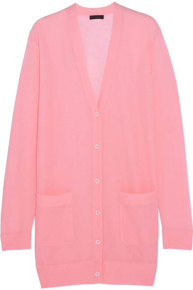 J.Crew - Cotton-blend Cardigan - Baby pink