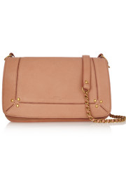 Bobi leather shoulder bag