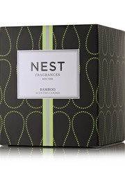 Bamboo scented candle, 230g