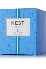 Blue Garden scented candle, 230g