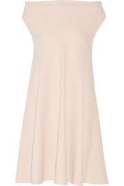Jenphen stretch-crepe mini dress