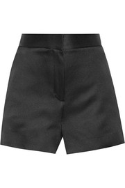 Shors silk-satin shorts