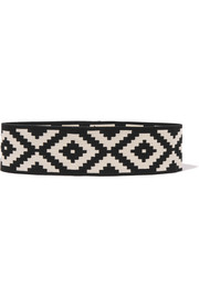 Fajas woven cotton belt