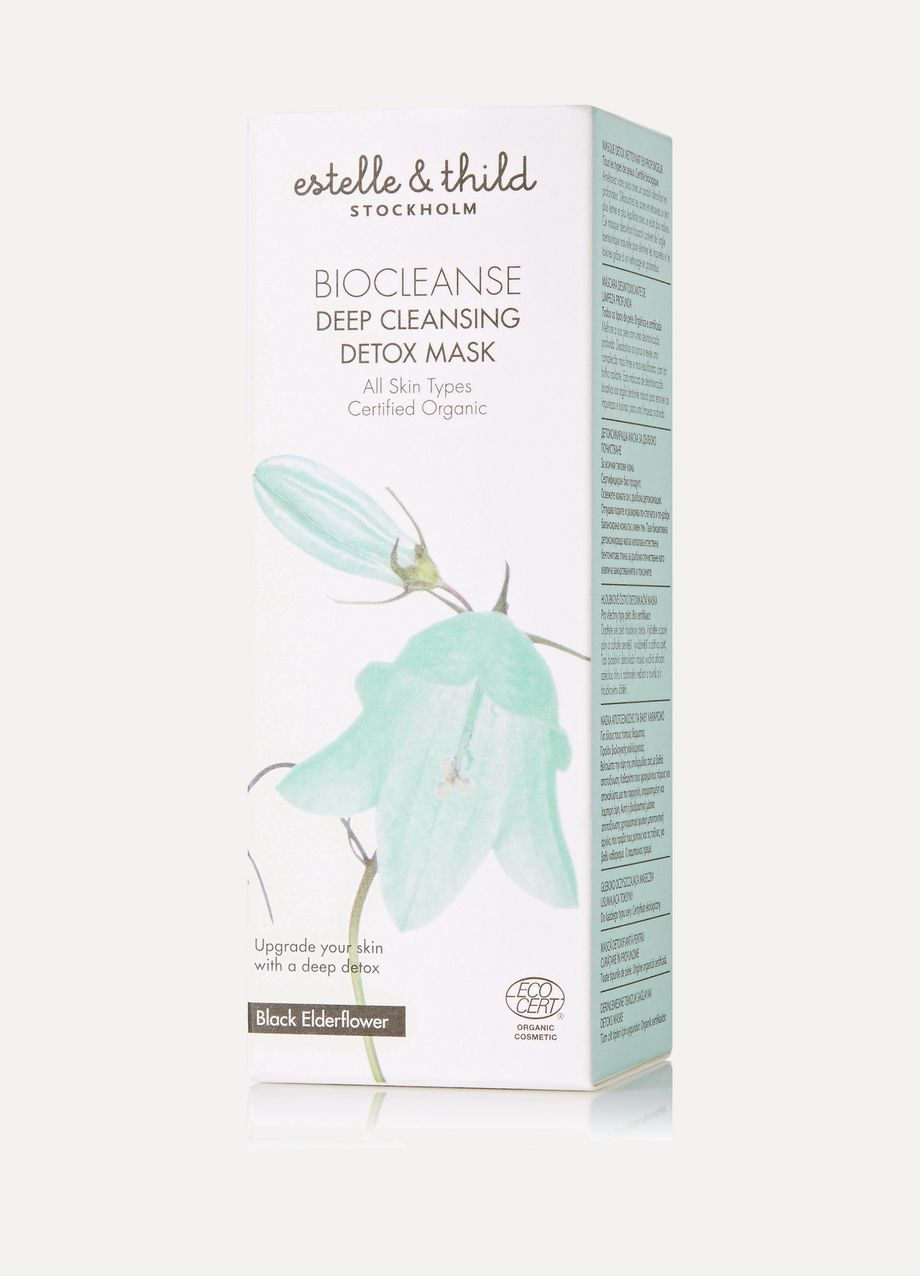 Estelle & Thild BioCleanse Deep Cleansing Detox Mask, 75ml
