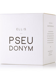 Pseudonym scented candle, 185g