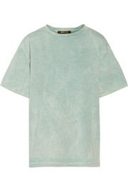 Tie-dye cotton-jersey T-shirt
