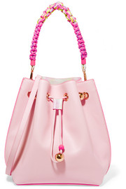 Romy leather bucket bag
