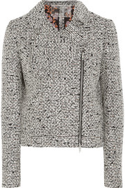 Giambattista Valli Sequined bouclé-tweed jacket