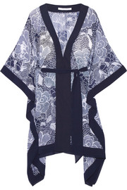 Maldives printed georgette kaftan