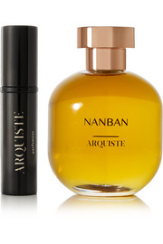 Eau De Parfum & Travel Automizer - Nanban, 100ml