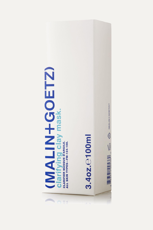 Malin + Goetz Clarifying Clay Mask, 100 ml – Gesichtsmaske aus Ton
