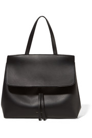 Lady mini leather tote