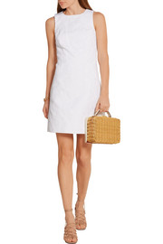 MICHAEL Michael Kors Cotton-blend jacquard mini dress