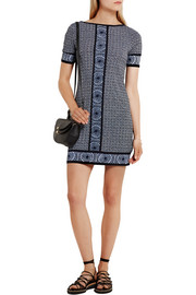 MICHAEL Michael Kors Edo printed stretch-jersey mini dress