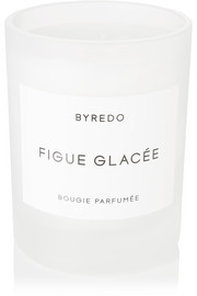 Figue Glacée scented candle, 240g