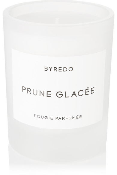 BYREDO PRUNE GLACÉE SCENTED CANDLE, 240G