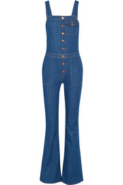 M.i.h Jeans Dix stretch-denim overalls