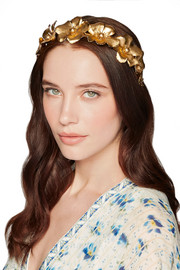 Chloe gold-tone headband