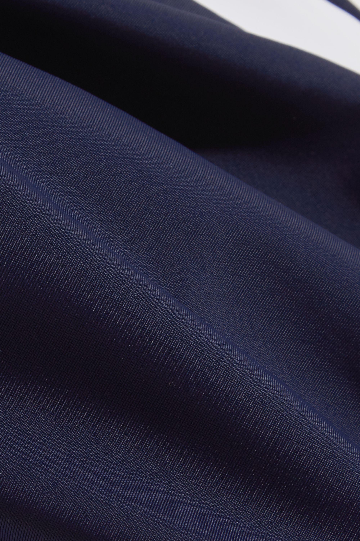 Perfect Moment Cutout stretch-jersey rashsuit