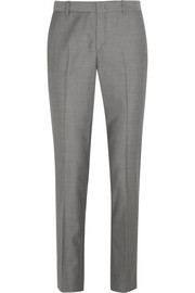 Joseph Kong wool-twill slim-leg pants