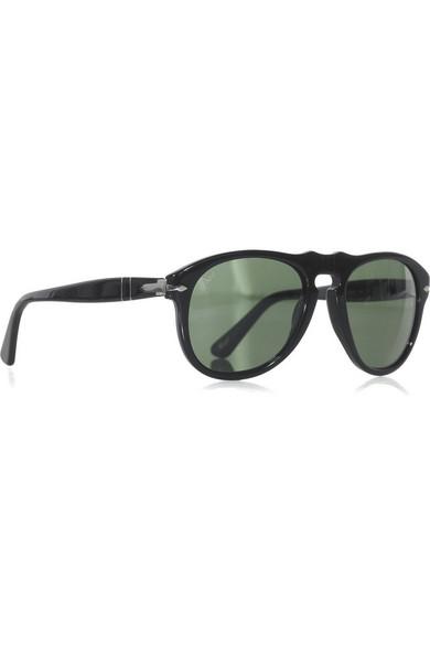 3a55d703319ee Persol. D-frame acetate sunglasses