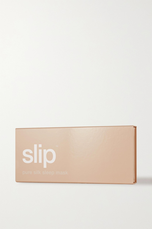 Slip Masque de sommeil en soie