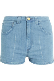 Holyport denim shorts