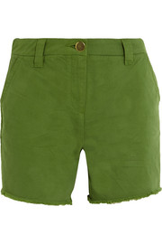 Badgemore cotton-drill shorts