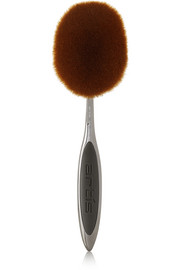 Elite Smoke Collection Oval 10 Brush