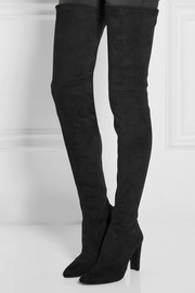 Alllegs Ultrastretch over-the-knee boots