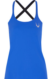 Lucas Hugh Cross Back stretch tank