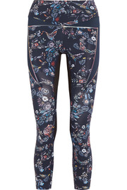 Lucas Hugh Inco printed stretch legging