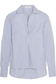 Caroline Constas Claire striped cotton shirt