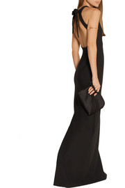 Elizabeth and James Orley cutout stretch-ponte gown