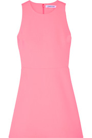 Elizabeth and James Georgia stretch-ponte mini dress