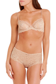Celeste Leavers lace briefs