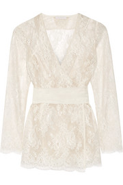 Matrimonio All'Italiana lace chemise