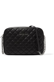 MICHAEL Michael Kors Jet Set quilted leather shoulder bag