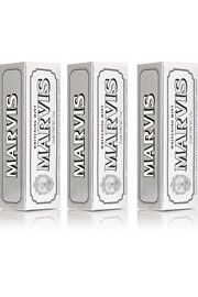 Marvis Whitening Toothpaste, 3 x 25ml