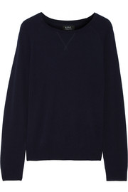 A.P.C. Atelier de Production et de Création Steffie knitted sweater