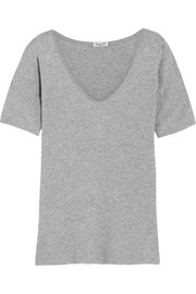 Supima cotton and Micro Modal-blend T-shirt