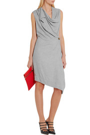 Vivienne Westwood Anglomania Duo draped crepe dress