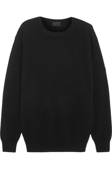 J.Crew - Collection Cashmere Sweater - Black