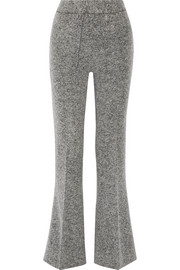 By Malene Birger Vassionah boiled wool-blend flared pants