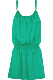 Key West voile mini dress