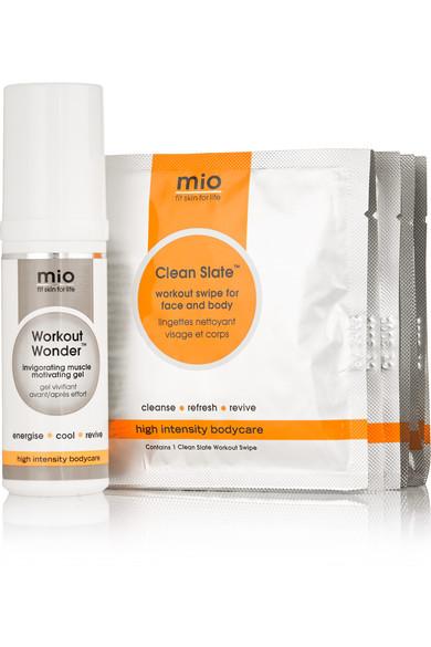 Mio Skincare - Gym Kit - Colorless