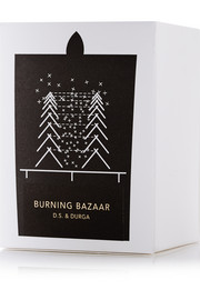 D.S. & Durga Burning Bazaar scented candle, 200g