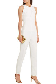 Tabit stretch-crepe jumpsuit
